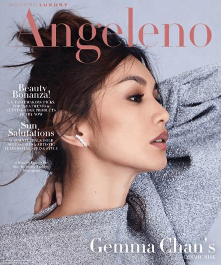 Angeleno Cover