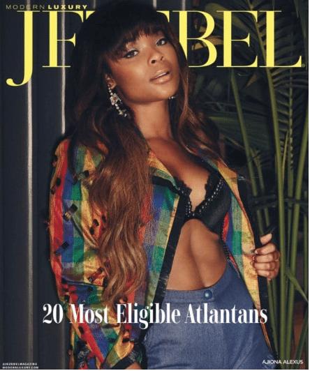 Jezebel Magazine Cover
